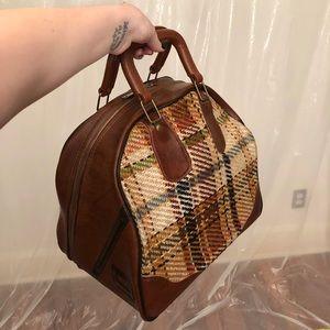 70s Vintage Carry-All Bag